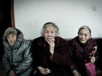 Three Smokin' Ladies
